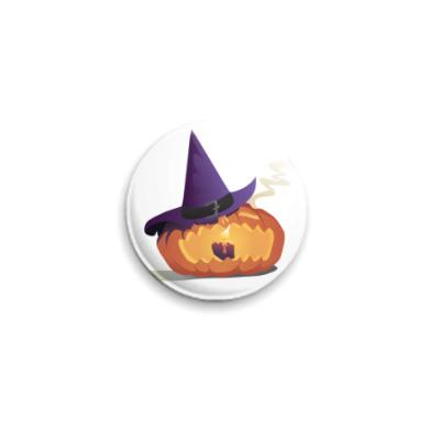 Значок 25мм Хэллоуин
