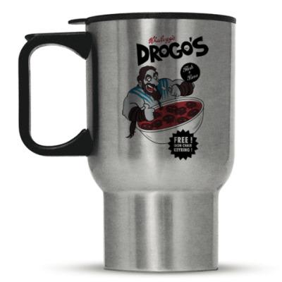 Кружка-термос Drogos