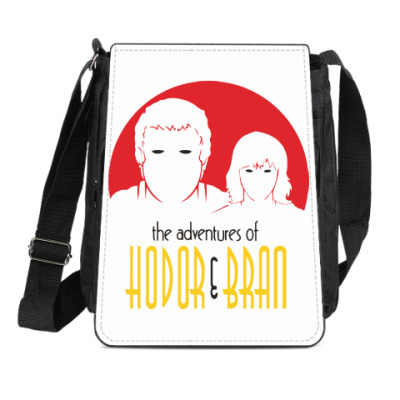 Сумка-планшет Hodor & Bran