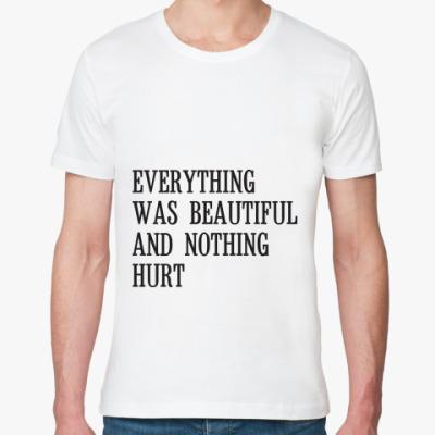 Футболка из органик-хлопка 'Everything'