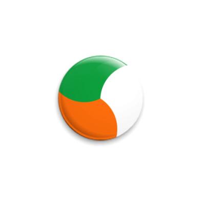 Значок 25мм  'Ирландская Авиация'