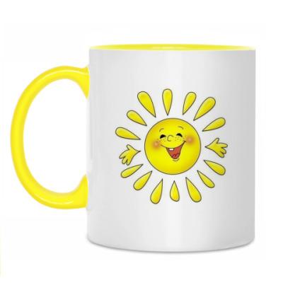 Кружка Sun