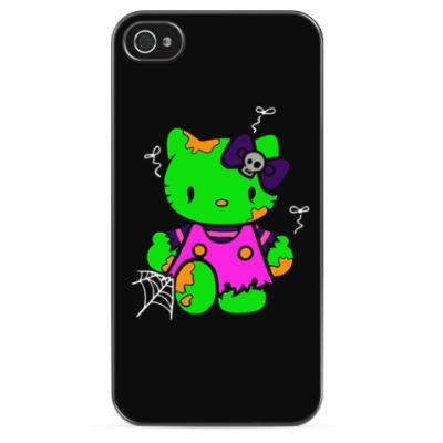 Чехол для iPhone Kittie Zombie