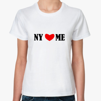 Классическая футболка Космополит