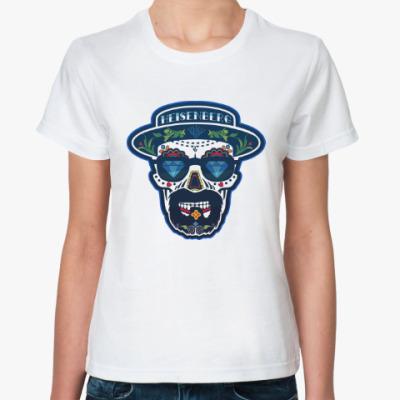Классическая футболка Color Heisenberg