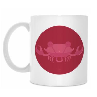 Кружка Animal Zen: C is for Crab