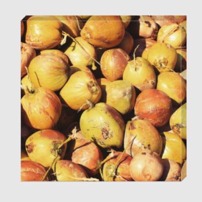 Холст Кокосы / Coconuts