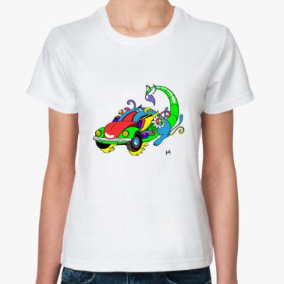 Классическая футболка Жук