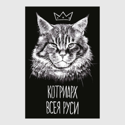Постер Постер 60 х 90 см
