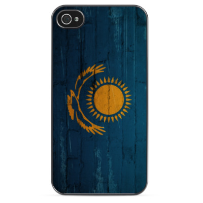 Чехол для iPhone Казахстан