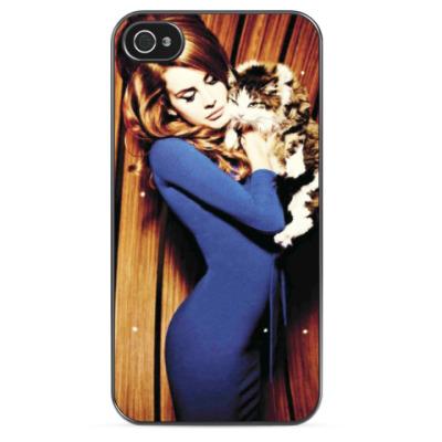 Чехол для iPhone «Lana Del Rey»