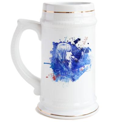 Пивная кружка Янка Дягилева