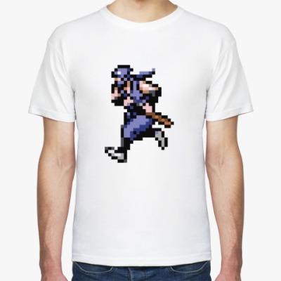 Футболка Ninja Gaiden: Nes 8 Bit