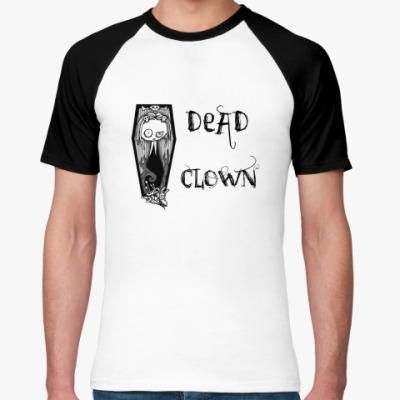 Футболка реглан Dead Clown