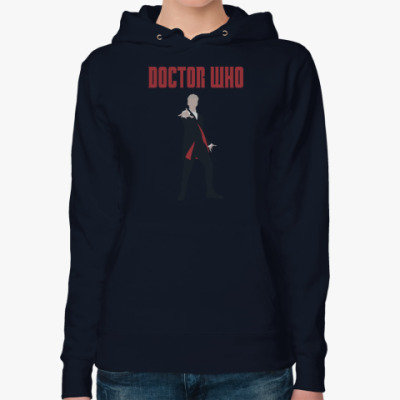 Женская толстовка худи Doctor Who 12