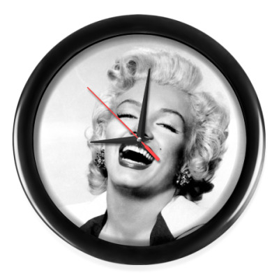 Настенные часы 'Marilyn Monroe'