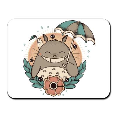 Коврик для мыши Smile Totoro