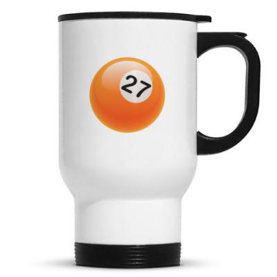 Кружка-термос Шар 27