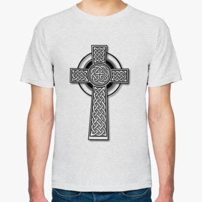 Футболка Кельтский крест