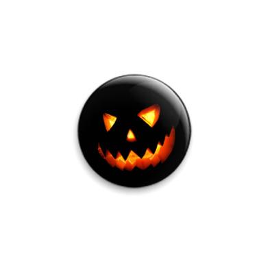 Значок 25мм  Halloween