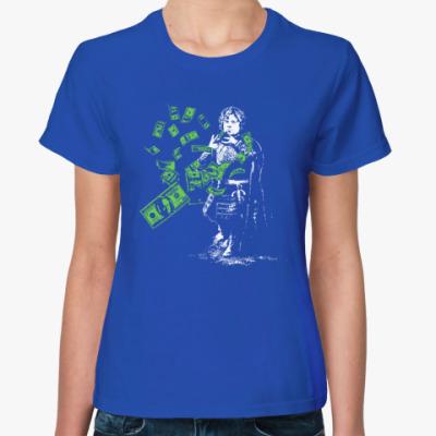 Женская футболка Тирион и деньги