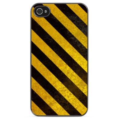 Чехол для iPhone Опасная зона