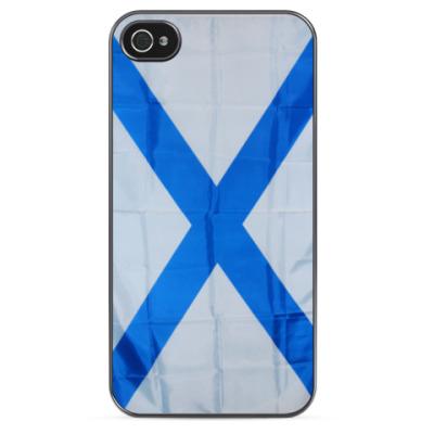 Чехол для iPhone Андреевский Флаг