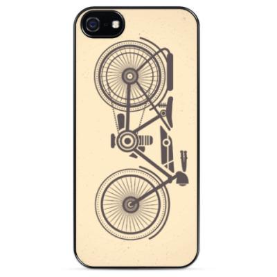 Чехол для iPhone Мотоциклет