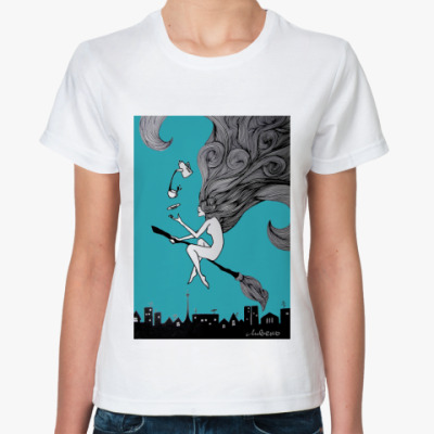 Классическая футболка Margarita