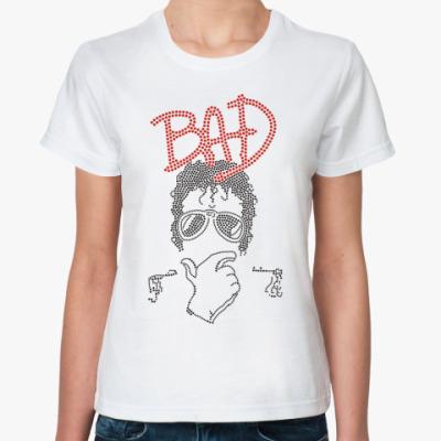 Классическая футболка MJ Bad