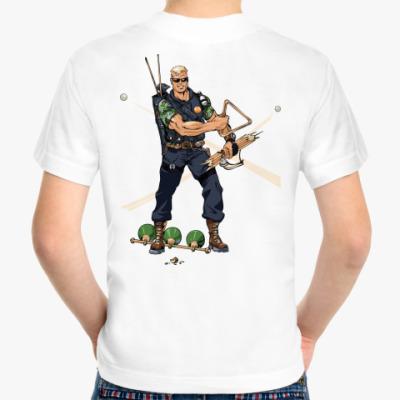 Детская футболка Billiard Ranger