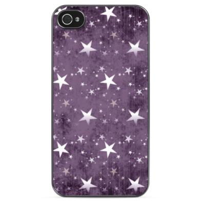 Чехол для iPhone Звезды