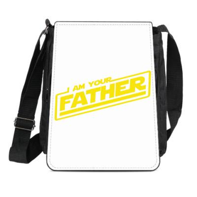 Сумка-планшет Я твой отец