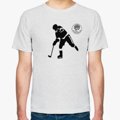 Футболка Хоккей с шайбой
