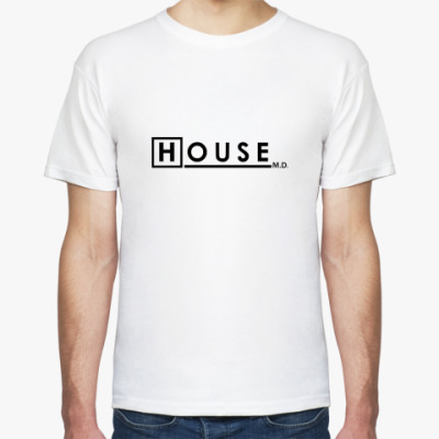Футболка House
