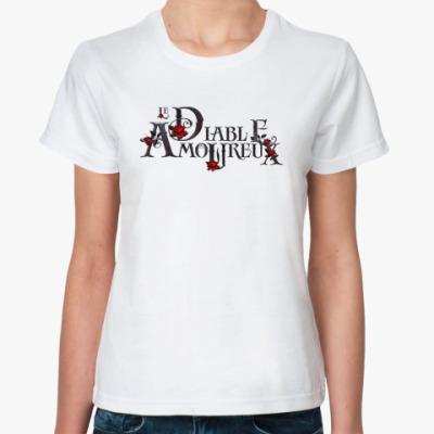 Классическая футболка LDA