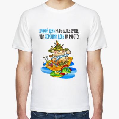 Что подарить прикольное для рыбака