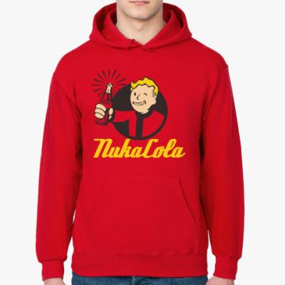 Толстовка худи Fallout - Nuka Cola