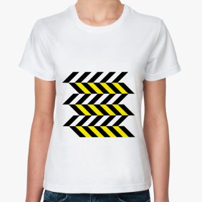 Классическая футболка 'Geometria'