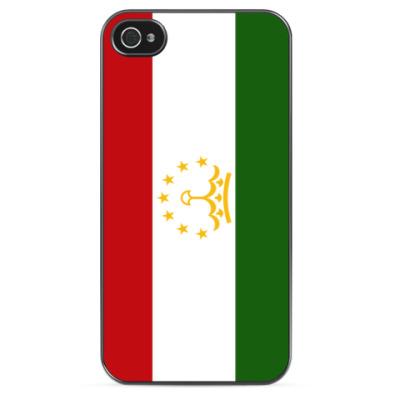 Чехол для iPhone Флаг Таджикистана