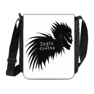 Сумка на плечо (мини-планшет) Death is coming