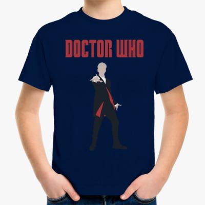 Детская футболка Doctor Who 12