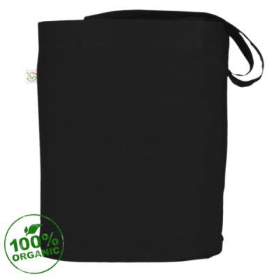Чёрная сумка Smile&Relax