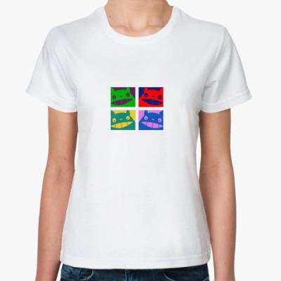 Классическая футболка Тоторо