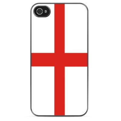 Чехол для iPhone Флаг Англии