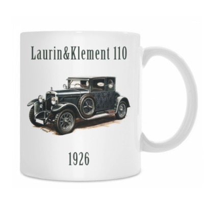 Laurin&Klement 110