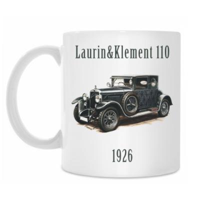 Кружка Laurin&Klement 110