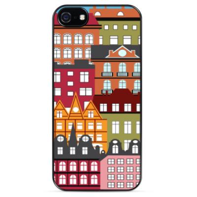 Чехол для iPhone Старый город