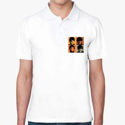 Рубашка поло Рубашка поло Fab Four (мужс)