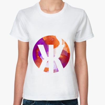 Классическая футболка Alphabet